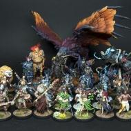 Kingdom Death: Monster full set