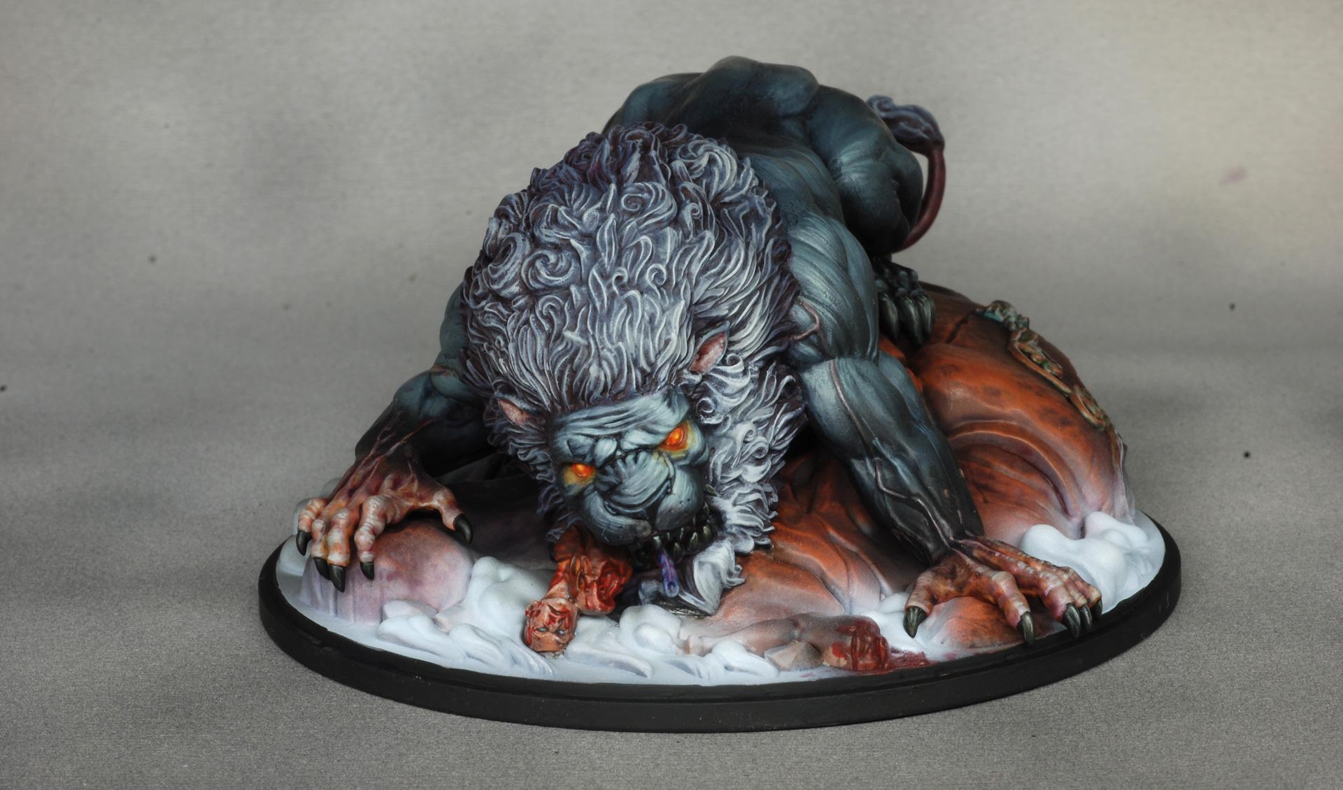 Black Gigalion