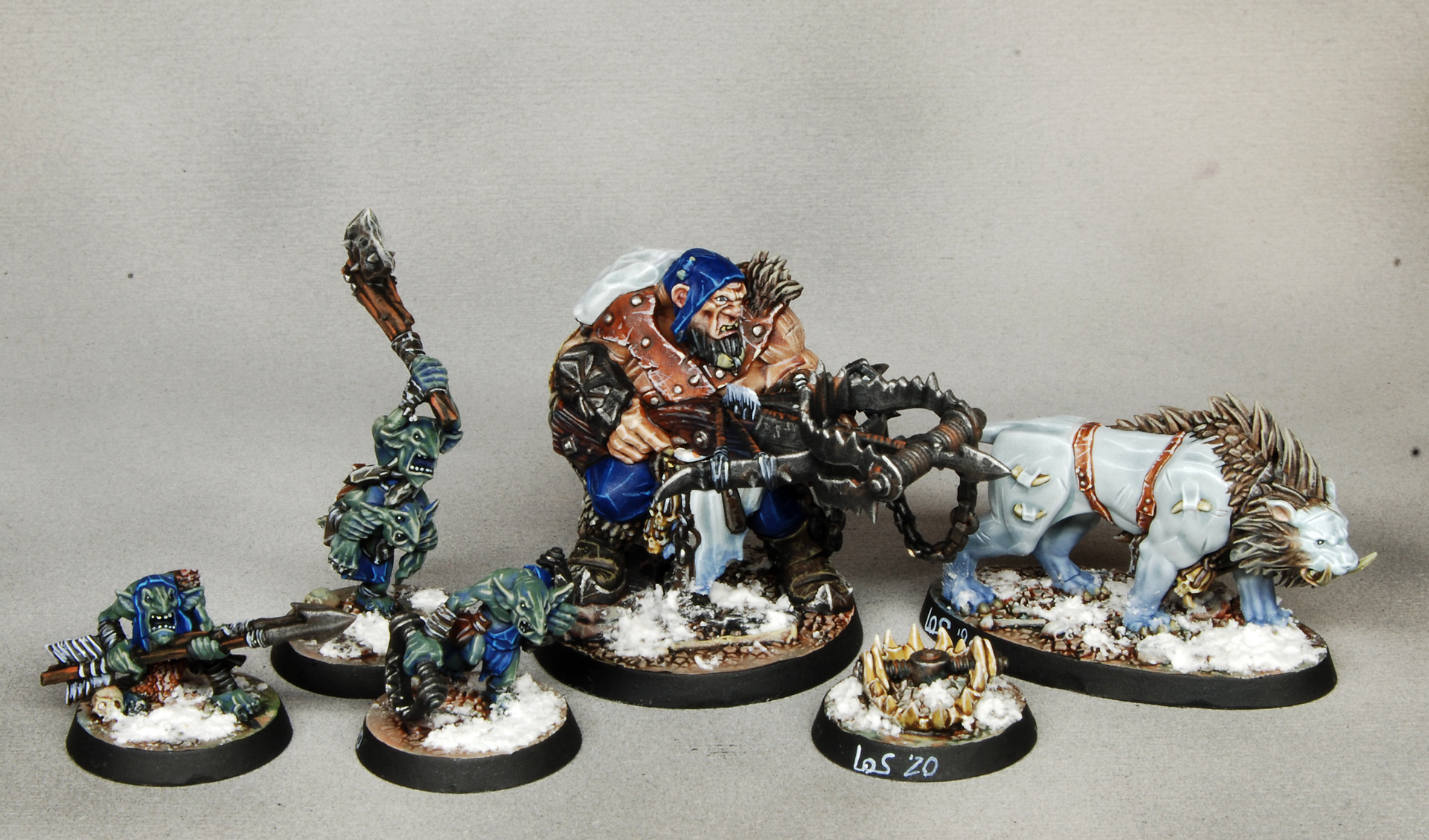 Hrotgorn's Mantrappers