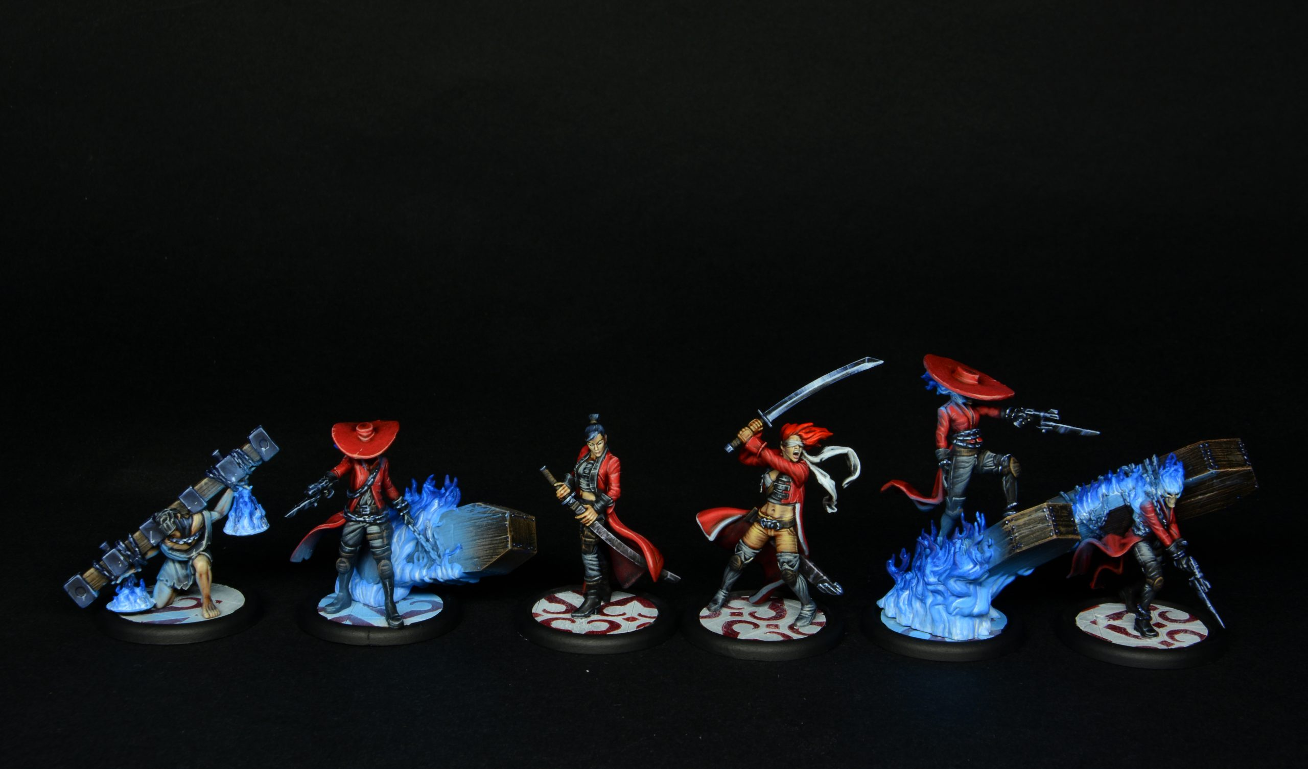 Lady Justice Groupshot