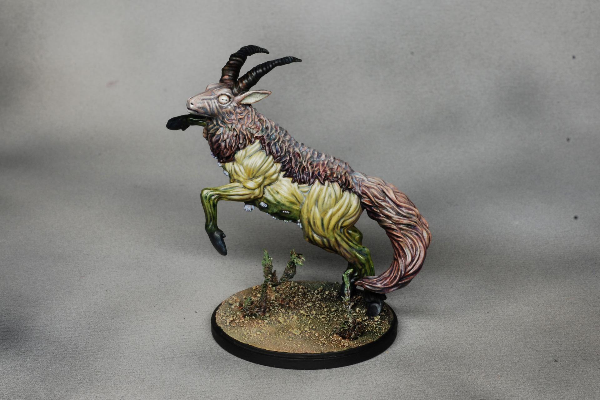 Screaming Antelope